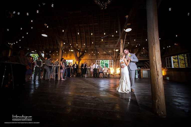 OUR VENUE-BARN MIDDLE